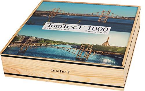 Kapla 8041 TomTecT Konstruktionsbaukasten 1000-teilig