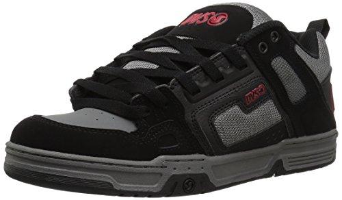 DVS Shoes Comanche, Zapatillas para Hombre, Negro (Black Charcoal Nubuck 975), 47 EU