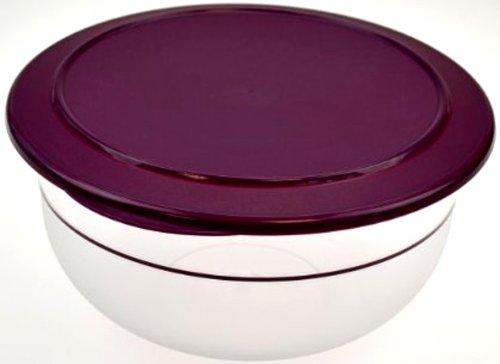 Tupperware© Große Tafelperle(r) 3,5l Lila Großes Tupperware Salat Schüssel