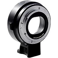 Viltrox Adaptador Anillo de Enfoque automático EF-EOS M MONTAJE para lente EF EF-S de Canon cámara a Canon EOS sin espejo
