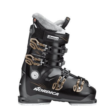 NORDICA SPORTMACHINE 75 W Ski Schuh 2018 anthracite/black/bronze, 24.5