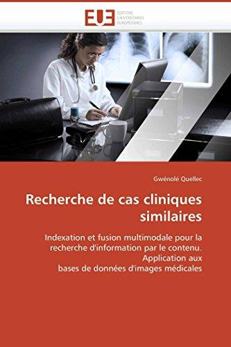 Recherche de cas cliniques similaires par Gwénolé Quellec