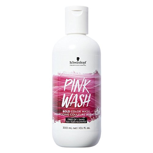 Schwarzkopf Bold Color Wash Pink 300 ml