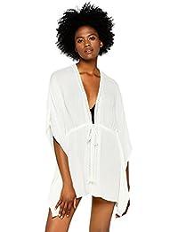 Iris & Lilly Women's Beach Kimono Cover-up