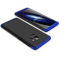 Funda Samsung Galaxy S9,Carcasa Samsung Galaxy S9, Funda 360 Grados Integral Para Ambas