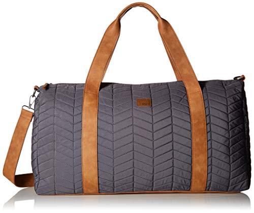 Roxy Damen Richly Colored Duffle Bag kräftige Farbe, Sporttasche, Turbulence, Einheitsgröße (Bag Gesteppte Duffel)