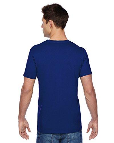 7066CHOUINARD Herren Raglan Sleeve T-Shirt Blau - Blau (Admiral Blue)