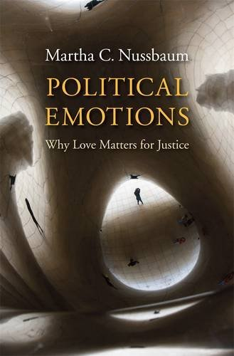 Political Emotions by Nussbaum, Martha C. (May 1, 2015) Paperback