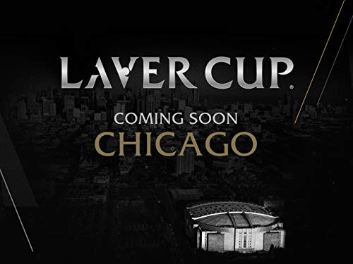 CHICAGO LAUNCH (Rod Laver)