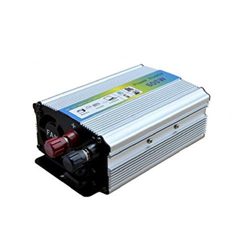Wechselrichter Konverter USB Ports Auto Netzteil KFZ Ladegerät Adapter Power Inverter 500W DC 48V auf AC 220V (Starter-pumpe Jump)