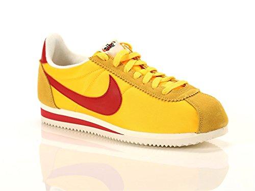 Nike 844855-750 Scarpe sportive, Uomo, Giallo,