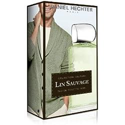 DANIEL HECHTER - Eau de Toilette Homme Collection Couture Lin Sauvage - 100 ml