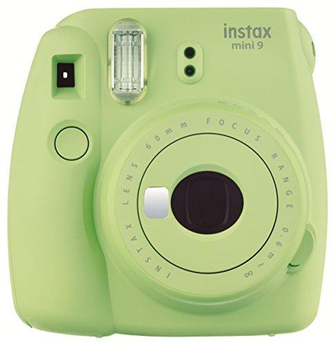Galleria fotografica Fujifilm Instax Mini 9 + 10 Mini Film Istantanea per Stampe Formato 62X46 mm, Verde