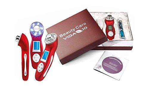 CAVITACION - Beauty Care Vita 10, macchina di cavitación ed ultrasuoni fotónica.