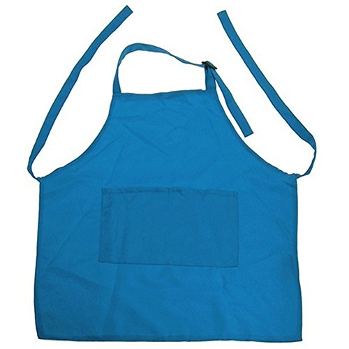 bluelansr-childrens-kids-play-apron-with-pockets-painting-baking-cooking-crafting-adjustable-neck-st