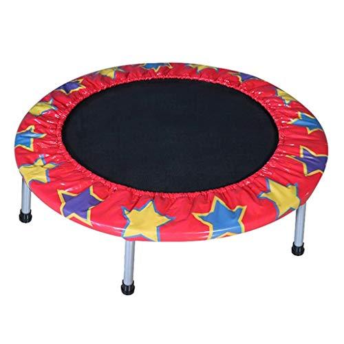 LKFSNGB Hause Kinder Trampolin Indoor Mini Spielzeug Sprungbett Übung Rebounder Cartoon Hüpfbett-36