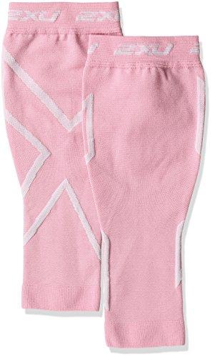 2XU T-shirt Collant Calf Sleeves - AW16 pink