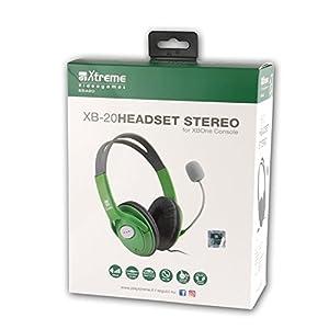Xtreme Cuffia Gaming con Microfono XB-20 – Classics – Xbox One bff3fb3add0a