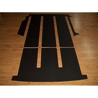 Gastraum und Kofferraum Komplett PVC Fußmatte DSXCV1000568569