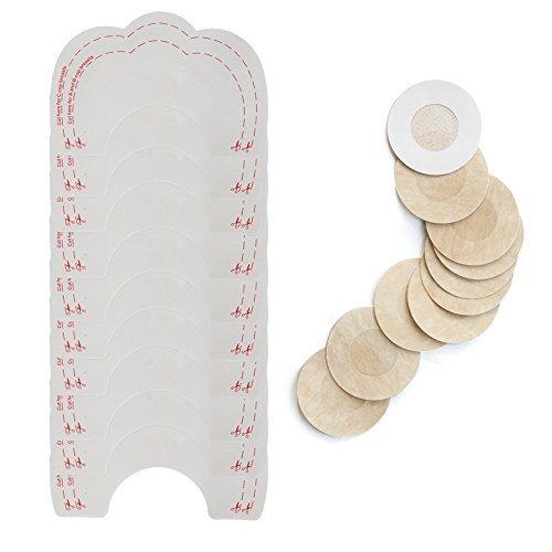 20pcs-instant-bare-lift-breast-enhancer-tape-bust-shaper-round