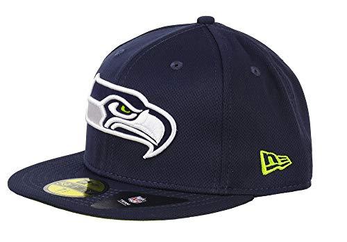 New Era NFL Trainer Seattle Seahawks casquette 7 1/2