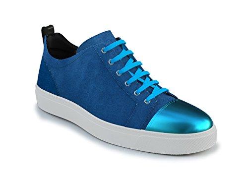 DIS - Pietro - Sneakers Basses - Unisexe Vert