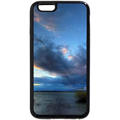 iPhone 6S / iPhone 6 Case (Black) storm clouds over