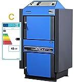 ATMOS Kohlevergaser KC45S 45 kW Kohlevergaserkessel Heizkessel Allesfresser