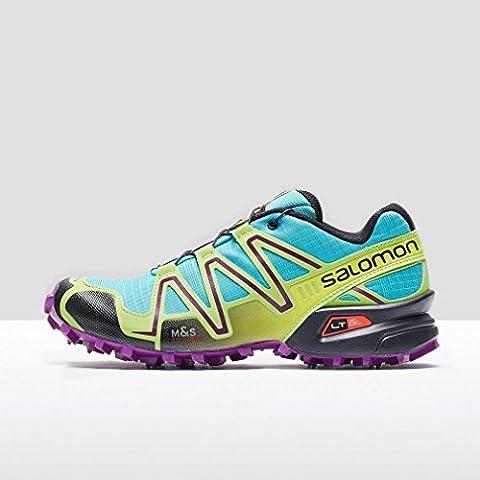 SalomonSpeedcross 3 GTX - Zapatillas de Running para Asfalto Mujer