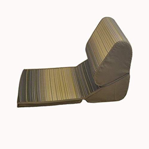 Cwj sedia sgabello - sedia stile giapponese senza gambe sedia in legno massello sedia sedia a sdraio balcone finestra galleggiante dormitorio sedia singola sgabello per la casa per adulti,# 7
