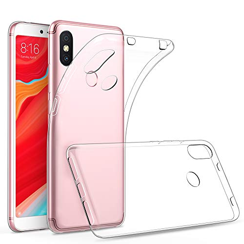 GeeRic Für Xiaomi Redmi S2 Hülle, Ultra Thin Tasche Cover Schlank Weich Flexibel Anti-Kratzer Schutzhülle Abdeckung Case Cover für Xiaomi Red S2 (5,99 Zoll) Smartphone