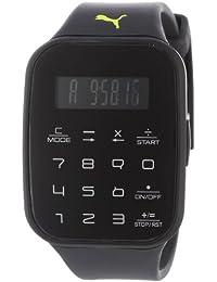 Puma Time Herren-Armbanduhr Digital Quarz Plastik PU910531001