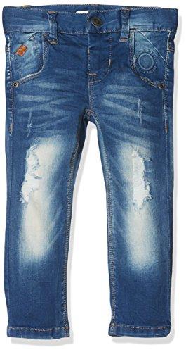 NAME IT Baby-Jungen NKMTHEO DNMTATE 2013 Pant NOOS Jeans, Blau (Light Blue Denim), 104 Designer-baby Jeans