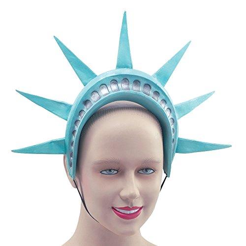 Bristol Novelty Kopfband für Freiheitsstatue-Kostüm, Einheitsgröße, - Freiheitsstatue Kostüm