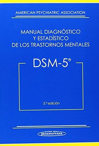 dsm-5-manual-diagnstico-y-estadstico-de-los-trastornos-mentales-spanish-edition-by-american-psychiat