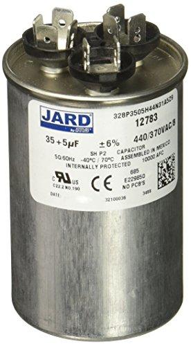 Mars–Motoren & Armatures 12783rund 35+ 5UF MFD 440V VAC MOTOR Dual Run Kondensator (440v Motor)