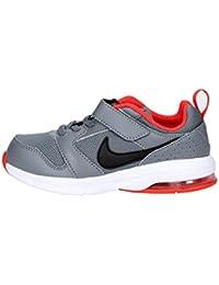 best website 8d01e 98e52 Nike Air Max Motion 880301 002 Sneakers Bambino Pelle Nylon Grigio