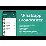 Whatsapp Bulk Message Sender Software Lifetime License(Email/Virtual Delivery Only) (No CD Delivery)