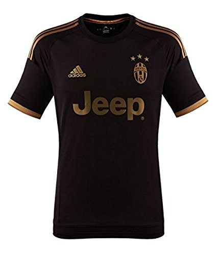 Trikot Adidas Juventus Turin 2015-2016 Champions League (Black, 164)
