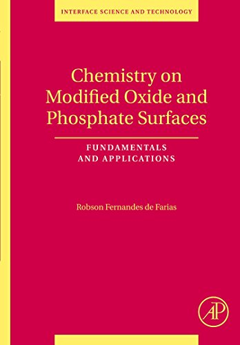 Chemistry on Modified Oxide and Phosphate Surfaces: Fundamentals and Applications (Interface Science and Technology)