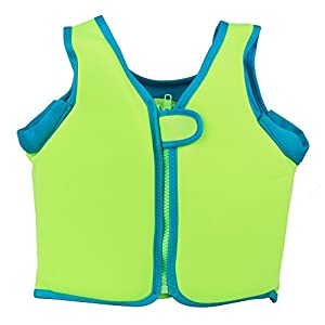 41dvZMh0PXL. SS300  - Zerlar Swim Vest Swimming Jackets for Children Baby Kids
