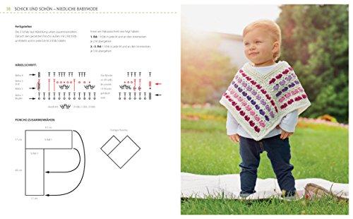 Libro Häkeln Für Babys Niedliche Kleidung Accessoires Für Die