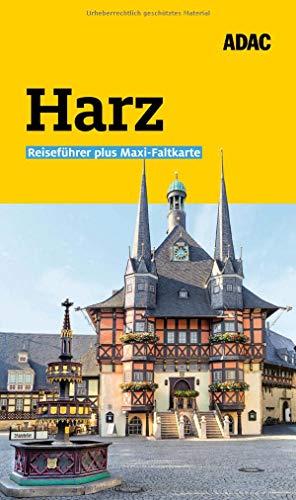 ADAC Reiseführer plus Harz: Das ADAC Reise-Set mit Maxi-Faltkarte zum Herausnehmen