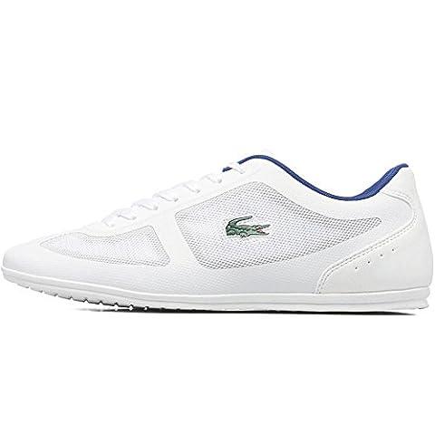 Lacoste Footwear Misano White Trainers 11(45)