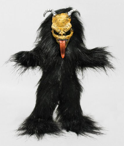 Living Dead Dolls Krampus Exclusiv-Puppe Black / Tan