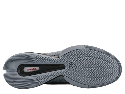 Chaussures de Basket ADIDAS D.Lillard 2015 Blanc/Gris Blanc / Gris