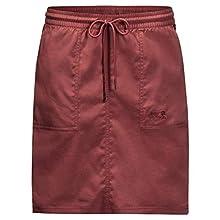 Jack Wolfskin Women's Senegal Skirt, Auburn, L