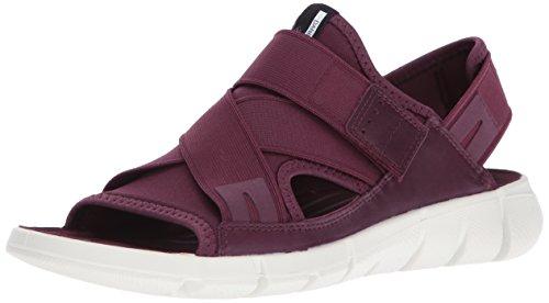 Ecco Damen Intrinsic Sandal Rot (52999bordeaux/bordeaux)