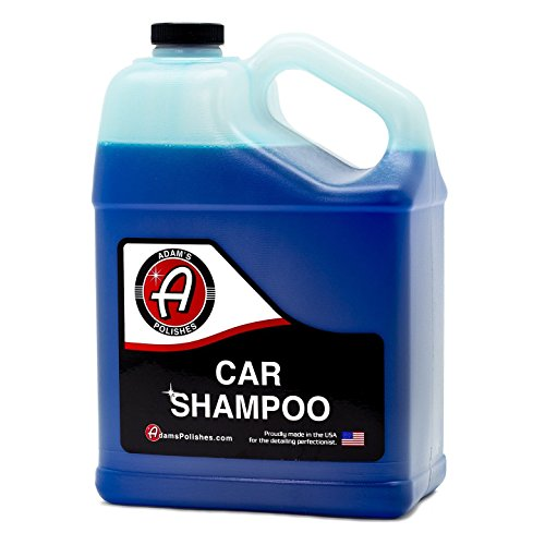 Adam's NEW Car Wash Shampoo Gallon by Adam's Polishes