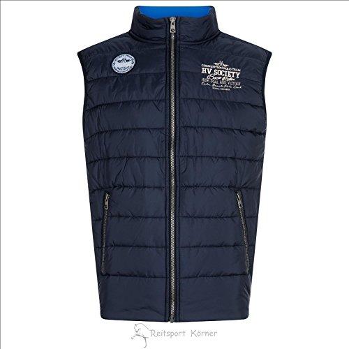 HV Polo Herren Weste Hogan Größe XL Blau (blau)
